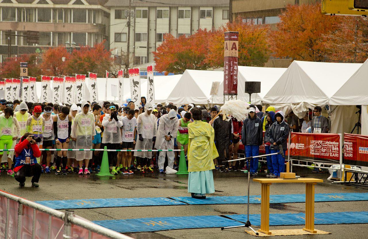 富士山 マラソン 2020